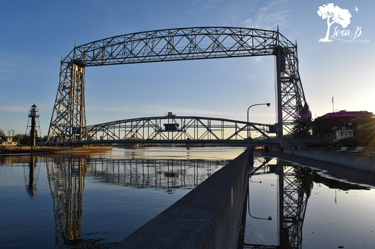 Lift Bridge, Duluth MN.