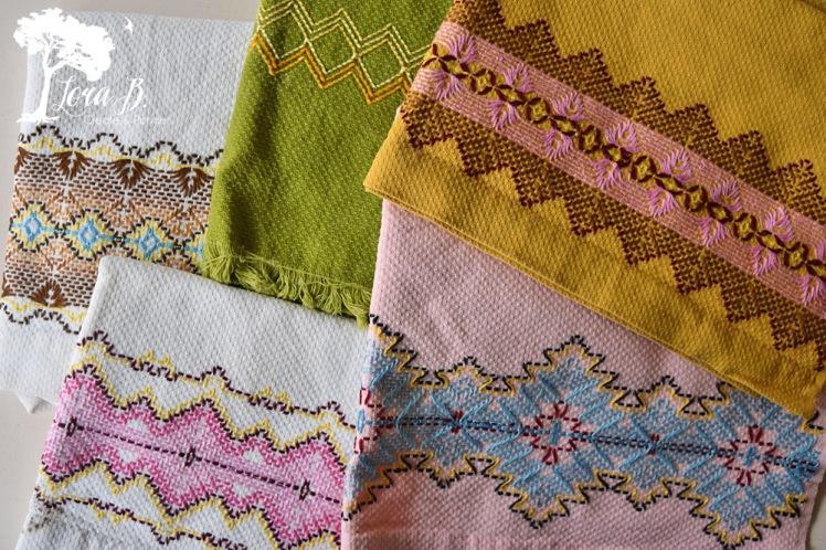 Swedish Huck Towels