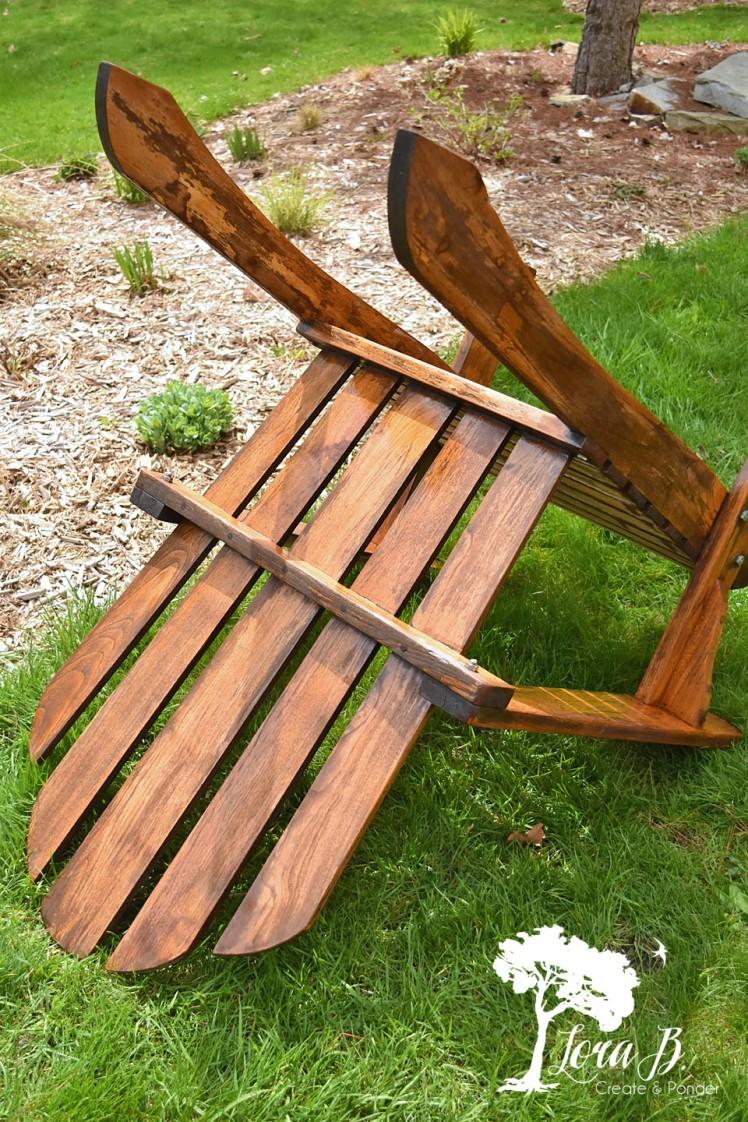 Adirondack furniture