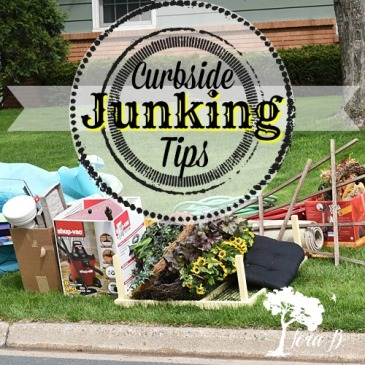 Curbside Junking Tips