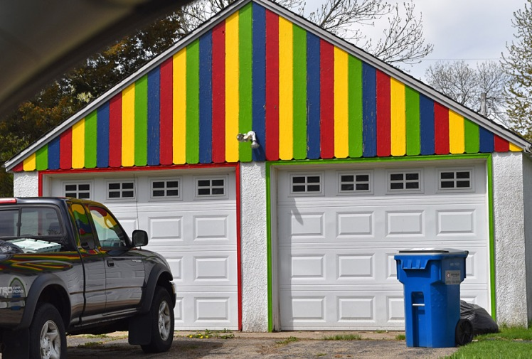 PaintedGarage