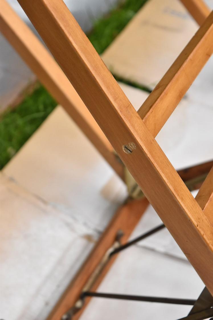 screws in chair leg