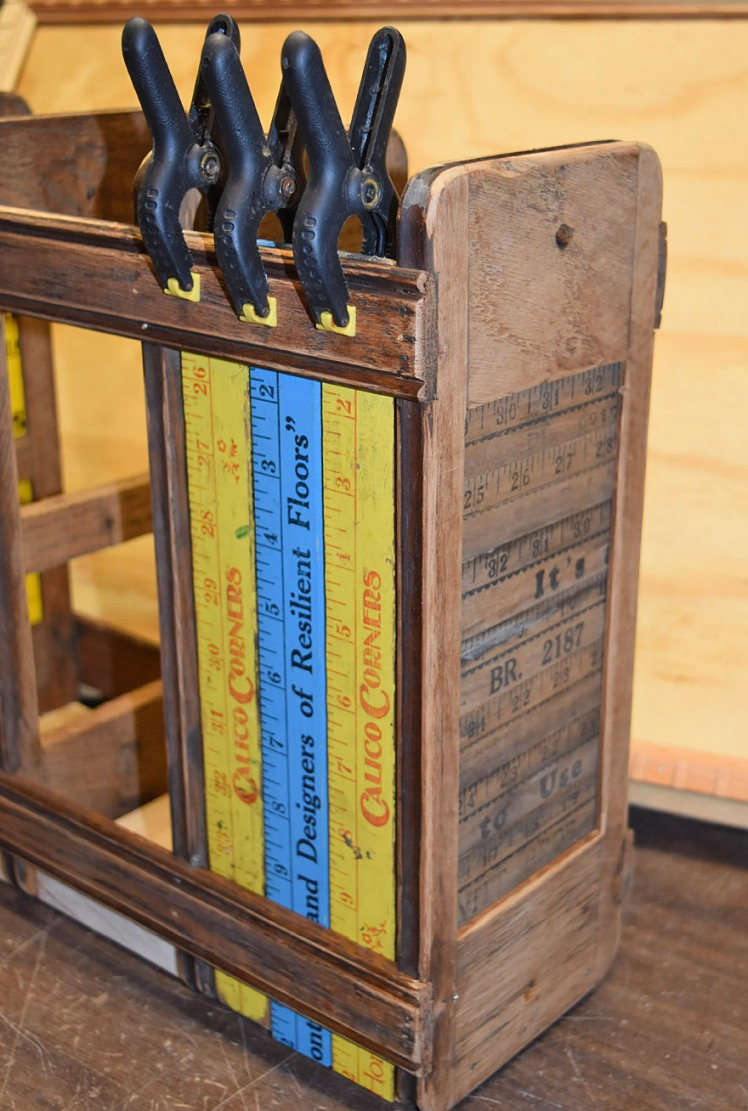 yardstick sections
