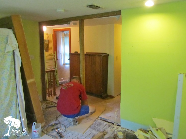 old house remodeling
