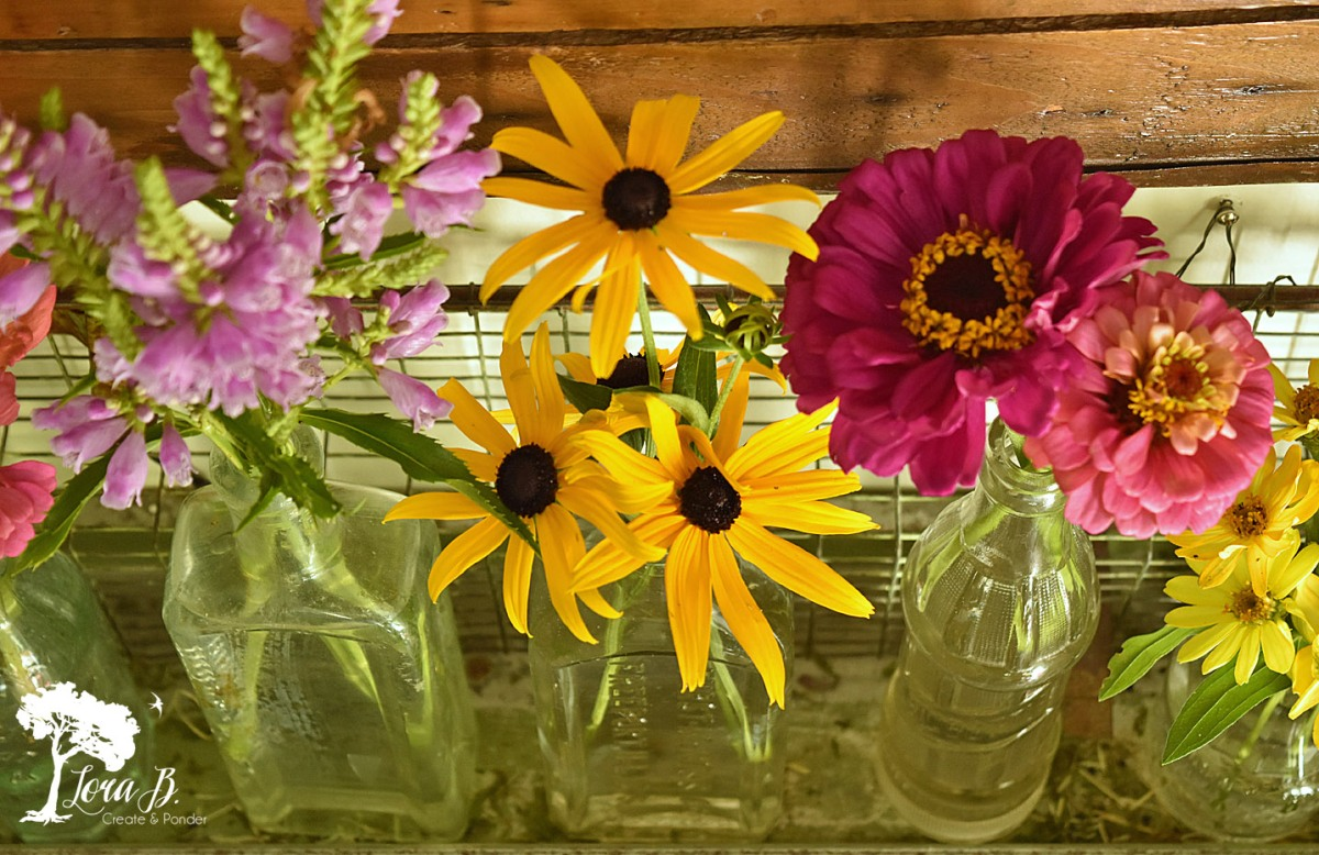 Color Block your Garden Bouquets for Visual Impact