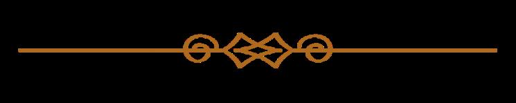 Brown divider