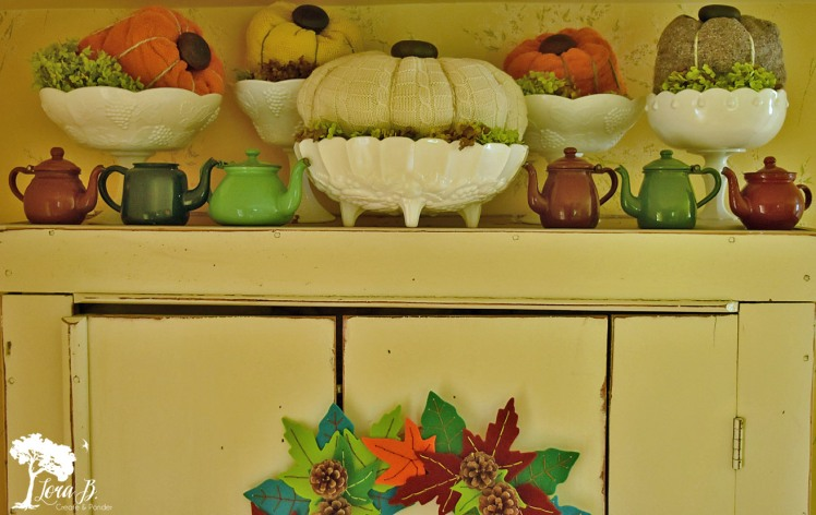 Fall Decor in the Bedroom