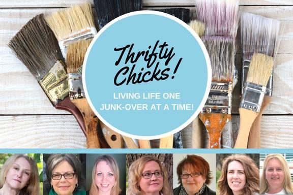 Thrifty Chicks blogger challenge