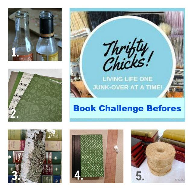 Thrifty Chicks Junkovers project