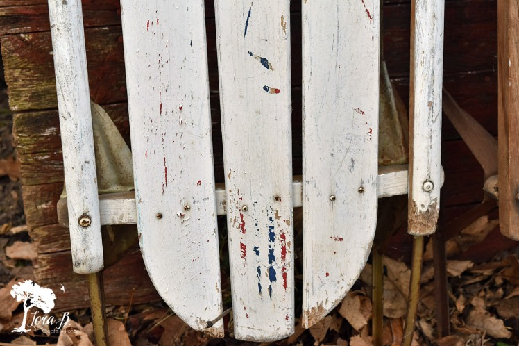 Vintage Sled in need of a refresh.