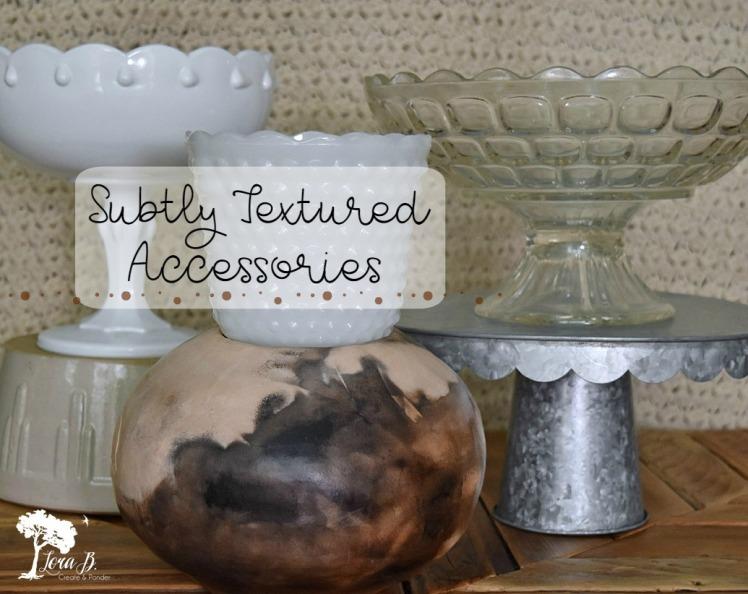 Vintage glassware, pottery, galvanized metal